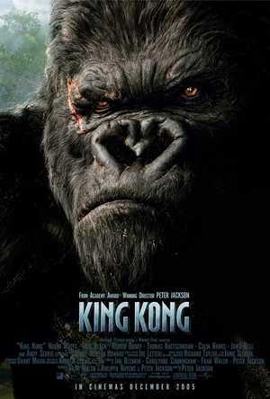 King Kong - Fantasy, Avontuur