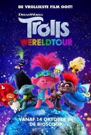 Trolls World Tour - Animatie Film, Avontuur