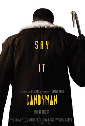 Candyman - Horror, Thriller