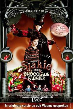 Sjakie en de Chocolade Fabriek - Familie, Komedie, Fantastiek, Avontuur