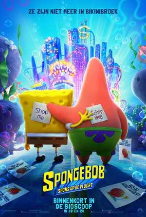 Spongebob Squarepants 3 - Animatie Film