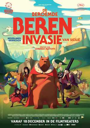 La Fameuse Invasion des Ours en Sicile - Animatie Film