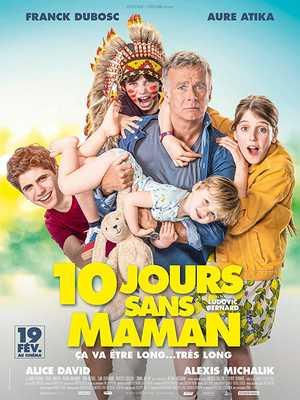10 jours sans Maman - Komedie