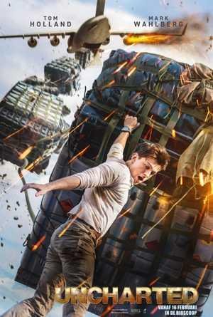 Uncharted - Actie, Avontuur