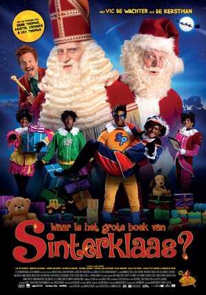 Waar is het grote boek van Sinterklaas? - Familie