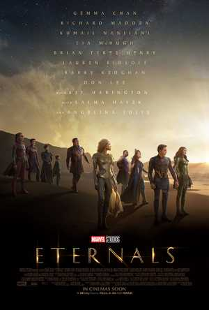 Eternals - Actie, Drama, Avontuur