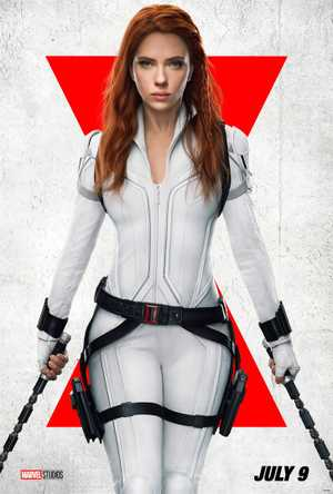 Black Widow - Actie, Science-Fiction