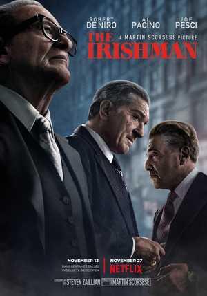 The Irishman - Biografie, Thriller