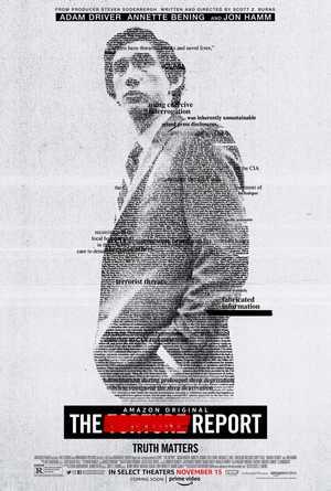 The Report - Thriller, Drama
