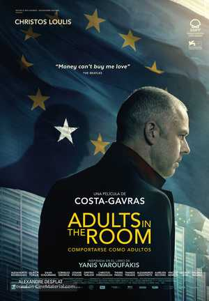 Adults in the Room - Biografie, Drama