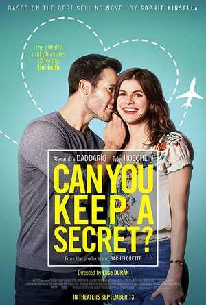 Can You Keep a Secret? - Romantische komedie
