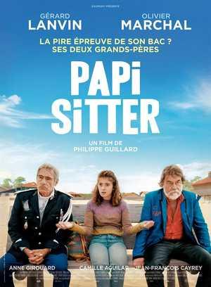 Papy Sitter - Komedie
