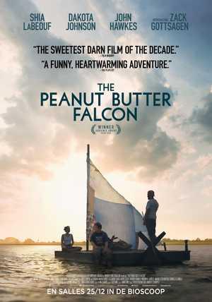 The Peanut Butter Falcon - Dramatische komedie, Avontuur