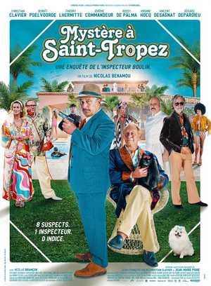 Mystère à Saint-Tropez - Komedie