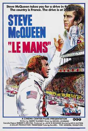 Le Mans - Actie, Drama, Avontuur