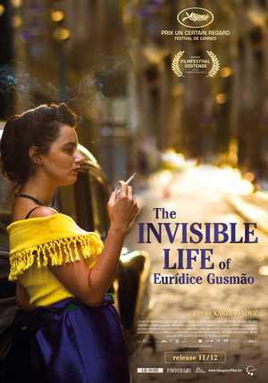 The Invisible Life of Euridice Gusmao - Drama