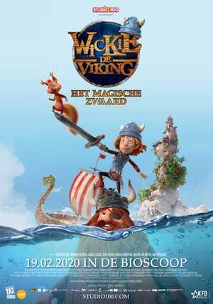 Wickie en het Magische Zwaard - Familie, Animatie Film