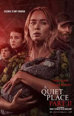 A Quiet Place 2 - Horror, Fantasy