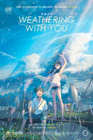 Weathering with You - Animatie Film