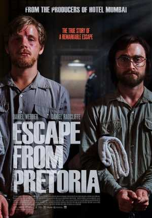 Escape From Pretoria - Thriller, Drama