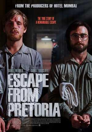 Escape From Pretoria - Thriller, Drama
