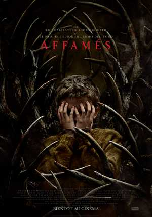 Antlers - Horror, Fantasy