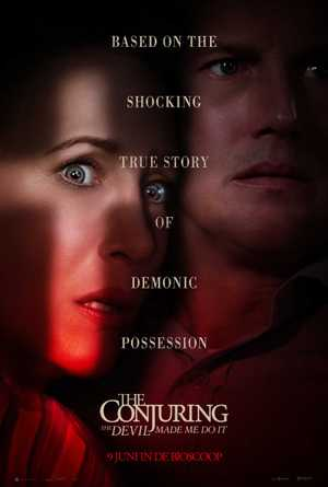 The Conjuring 3: The Devil Made Me Do It - Horror