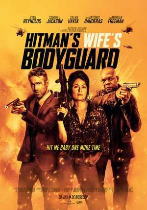 Hitman's Wife's Bodyguard - Actie, Thriller, Komedie