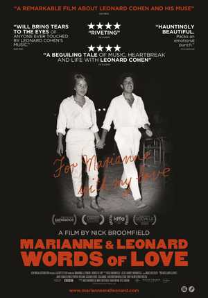 Marianne & Leonard: Words of Love - Biografie, Documentaire