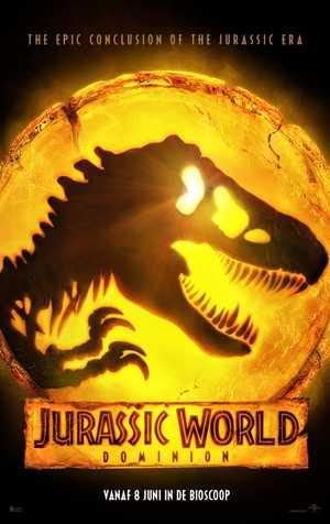 Jurassic World: Dominion - Actie, Avontuur