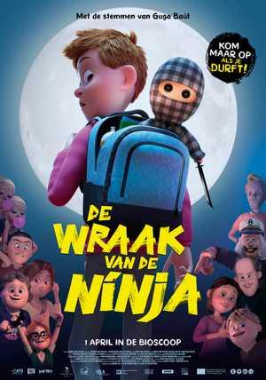 De Wraak van de Ninja - Familie, Animatie Film