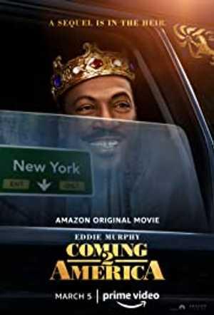 Coming 2 America - Komedie