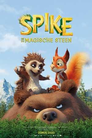 Spike en de Magische Steen - Animatie Film