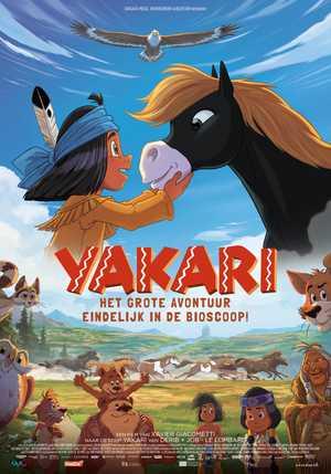 Yakari - Animatie Film