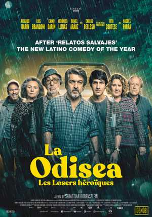 La Odisea - Avontuur