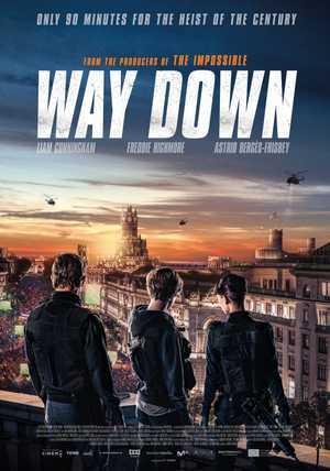 Way Down - Thriller, Actie