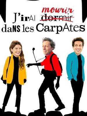 J'irai mourir dans les Carpates - Thriller, Komedie