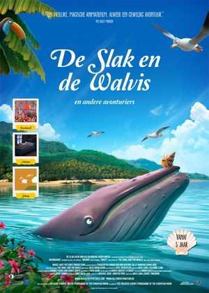 De Slak en de Walvis en andere avonturiers - Animatie Film