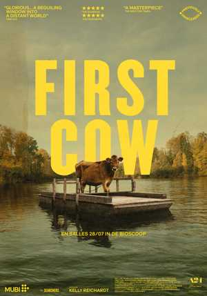 First Cow - Drama, Western