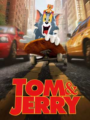 Tom & Jerry - Animatie Film