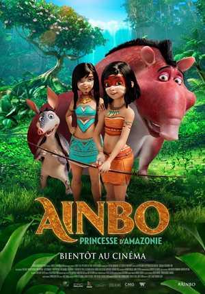 Ainbo : Spirit of the Amazon - Komedie, Avontuur, Animatie Film