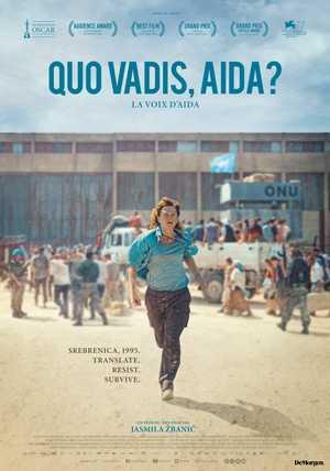 Quo Vadis, Aïda? - Drama