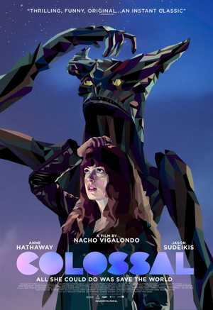 Colossal - Actie, Science-Fiction, Komedie