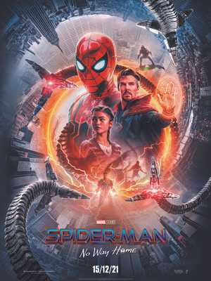 Spider-Man: No Way Home - Science-Fiction, Avontuur