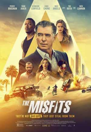 The Misfits - Actie, Thriller, Avontuur