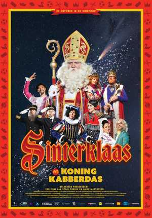 Sinterklaas en Koning Kabberdas - Familie