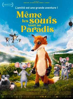 Même les Souris vont au Paradis - Komedie, Avontuur, Animatie Film