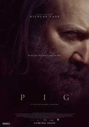 Pig - Thriller, Drama