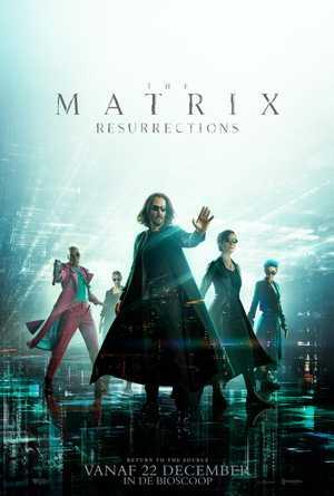 The Matrix Resurrections - Actie, Science-Fiction