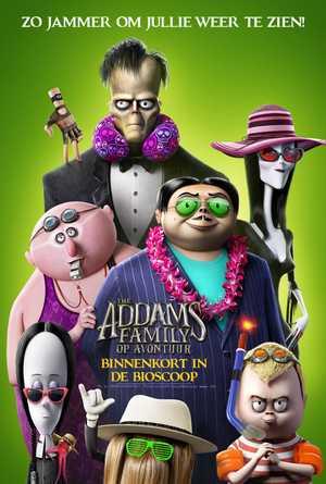 The Addams Family Op Avontuur - Animatie Film